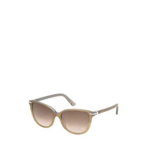 Swarovski Sonnenbrille Sk0077S, UV 400, beige