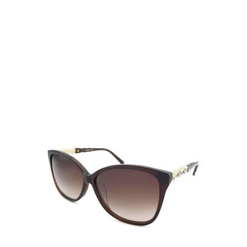 Swarovski Sonnenbrille Sk0085S, UV 400, braun