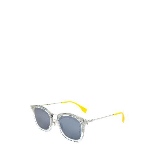 Fendi Sonnenbrille FF M0045, UV 400, silbern