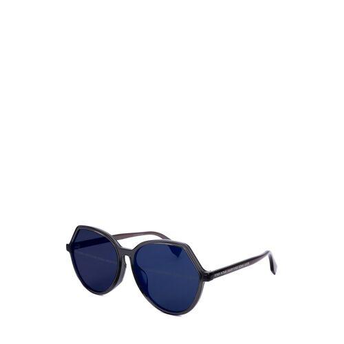Fendi Sonnenbrille FF 0397, UV 400, grau
