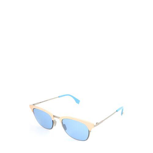 Fendi Sonnenbrille Ff-228, UV 400, silbern bunt