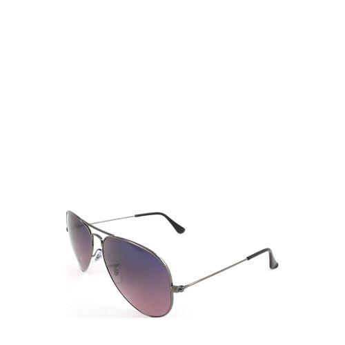 Ray-Ban Sonnenbrille Rb3025, UV 400, silbern