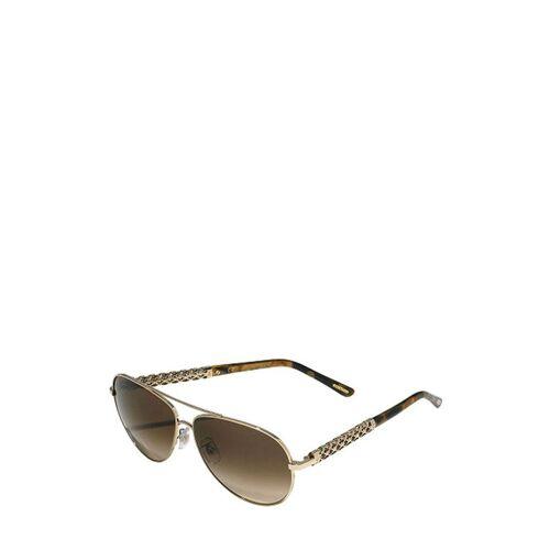 Chopard Sonnenbrille Schb66S, UV 400, golden