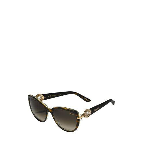 Chopard Sonnenbrille Sch205S, UV 400, braun
