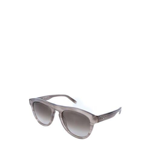 Ferragamo Sonnenbrille Sf828S, UV 400, grau
