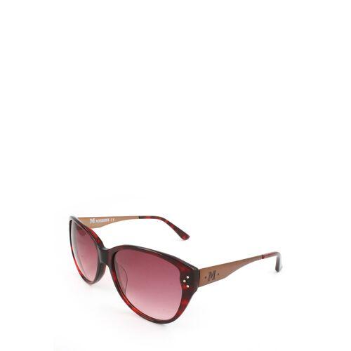 Missoni Sonnenbrille Mm563S, Uv400, rot/braun