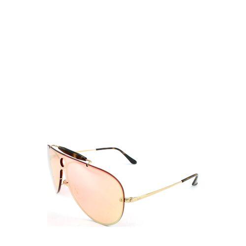 Ray-Ban Sonnenbrille Rb3581N, UV 400, golden