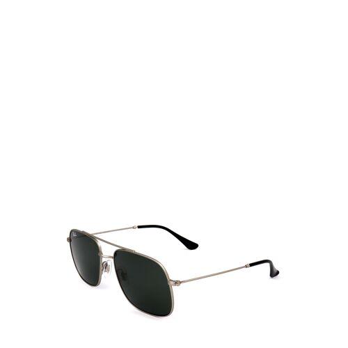 Ray-Ban Sonnenbrille Rb3595, UV 400, silbern