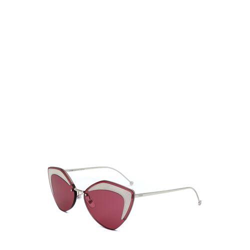 Fendi Sonnenbrille Ff-0355, UV 400, rot