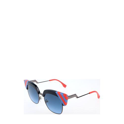 Fendi Sonnenbrille Ff-241, UV 400, blau bunt
