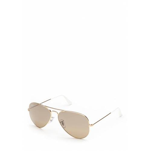 Ray-Ban Sonnenbrille Aviator M, UV 400, gold