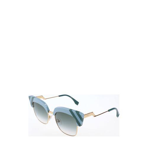 Fendi Sonnenbrille Ff-241, UV 400, blau