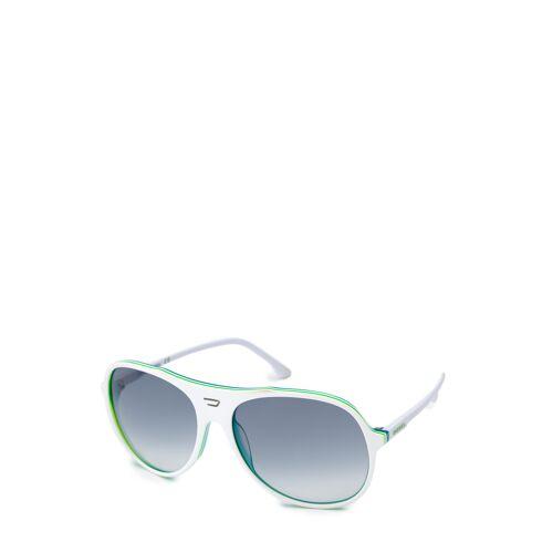 Diesel Sonnenbrille, UV 400, weiß