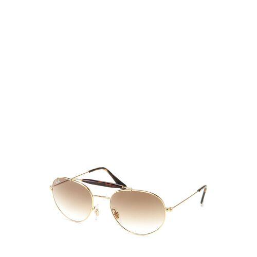 Ray-Ban Sonnenbrille Rb3540, UV 400, gold havana