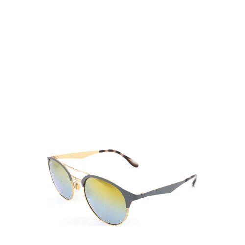 Ray-Ban Sonnenbrille Rb3545, UV 400, golden/grau