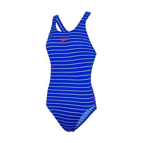 Speedo Badeanzug, blau