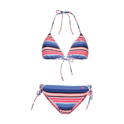 Protest Triangel-Bikini Bonbon bunt