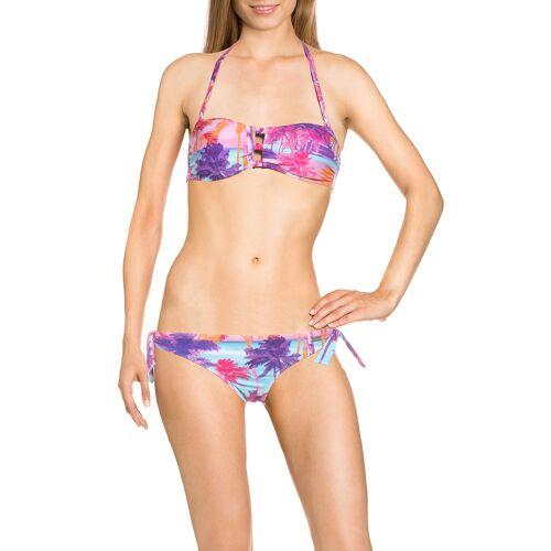 Bench Triangel-Bikini, gepolstert, mehrfarbig bunt