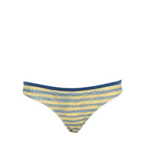 Diesel Bikini-Slip Angels, gelb/grün bunt