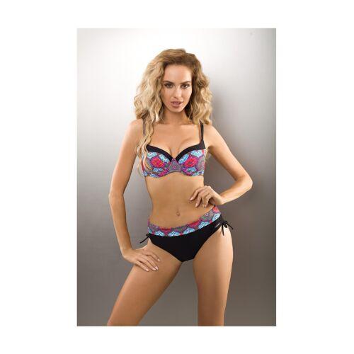 Aquarilla Push-Up-Bikini Vera, noir bunt