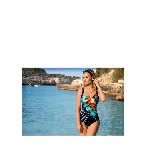 Aquarilla Badeanzug Livorno, marine bunt