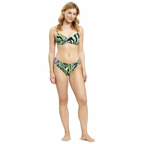 Féraud Bügel-Bikini, jungle bunt