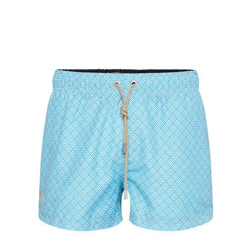 Ramatuelle Bade-Shorts Iles, türkis