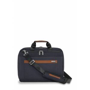 Briggs-Riley Businesstasche, B40,5 x H30,5 x T14,5 cm blau