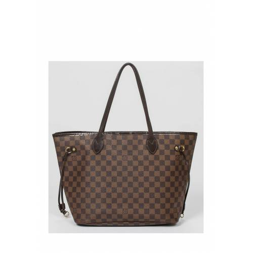 Louis Vuitton Vintage-Tragetasche Neverfull MM braun