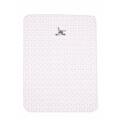 Sterntaler Jersey-Decke, B75 x L100 cm