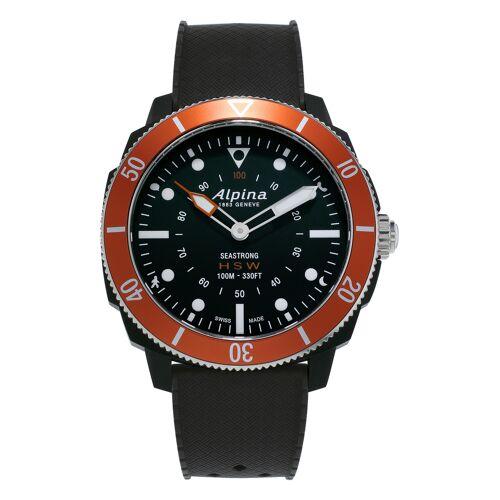 Alpina Smartwatch Seastrong, Bluetooth schwarz
