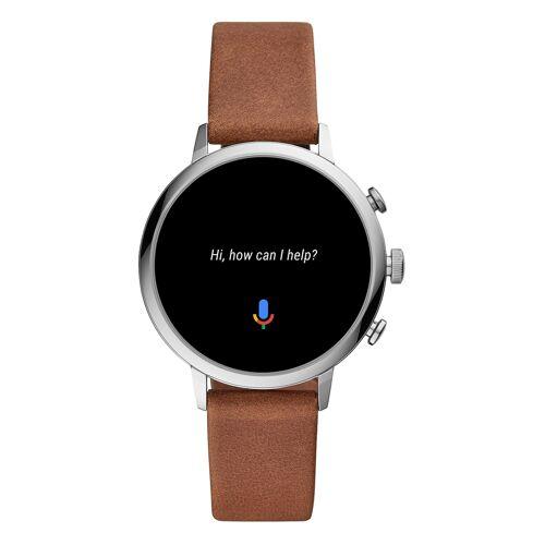 Fossil Smartwatch braun