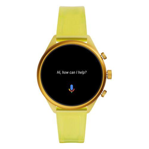 Fossil Smartwatch gelb