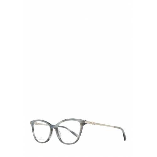 Swarovski Brillengestell Sk5249-H 020 53, Grey grau