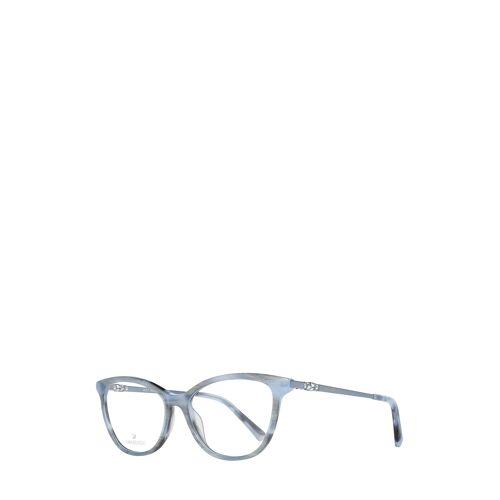 Swarovski Brillengestell Sk5249-H 090 53, blau