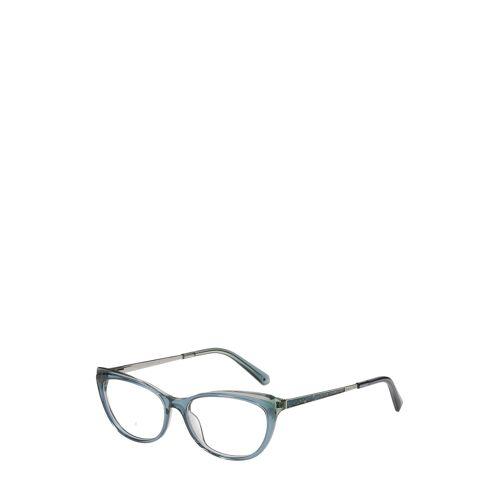 Swarovski Brillengestell Sk5280-084, blau transparent