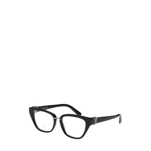 Swarovski Brillengestell Sk5251-090, dunkelblau