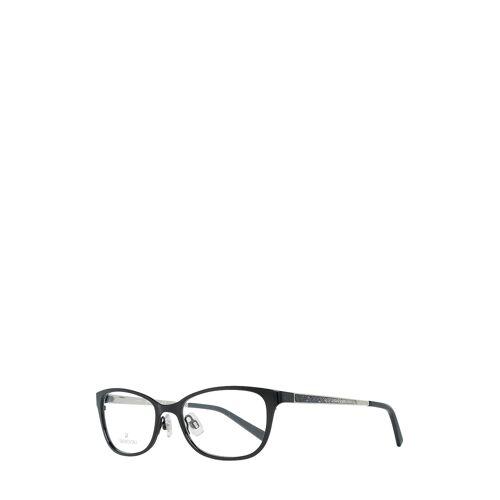 Swarovski Brillengestell Sk5277 001 52, schwarz