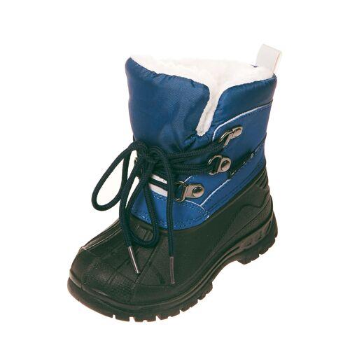 Playshoes Boots blau
