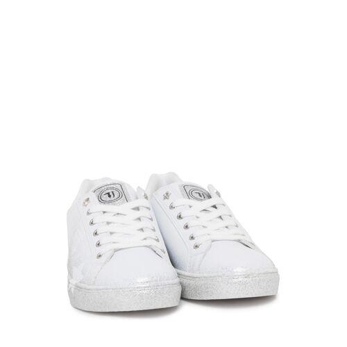 Trussardi Jeans Sneaker weiß