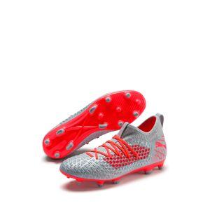 Puma Fußballschuhe Future 4.3, blaugrau/rot