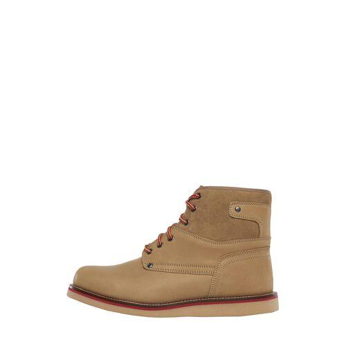 Dickies Boots Cold Bay, Leder, beige braun