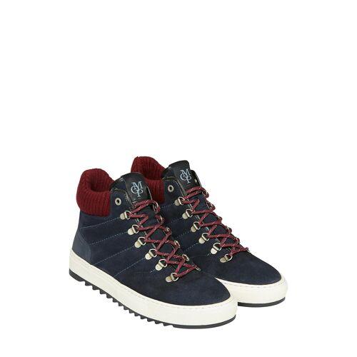 Marc O'polo Boots, Leder blau
