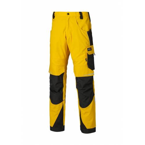 Dickies Workwear Bundhose Dickies Pro gelb