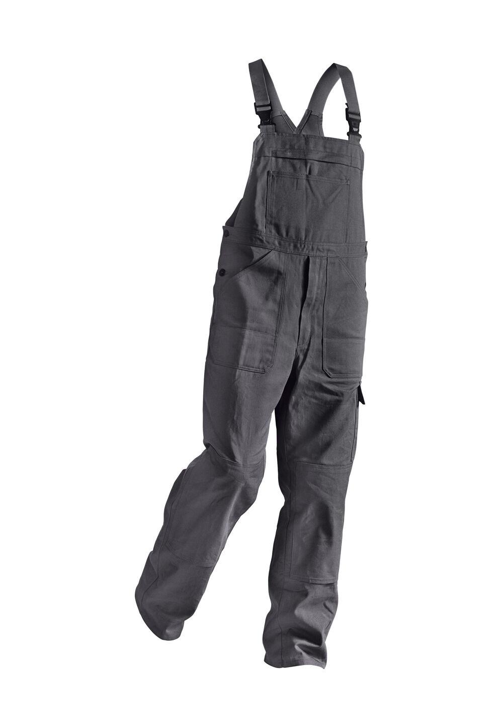 Kübler Workwear Arbeitslatzhose Quality Dress grau
