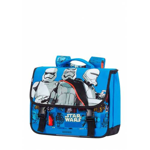 Disney Schultasche, B40 x H31 x T7 cm blau