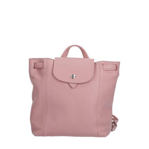 Longchamp Rucksack Le Pliage, B22 x H25 x T10,5 cm rosa