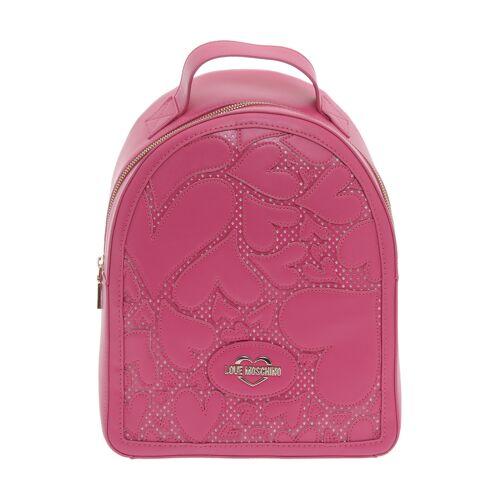 Love Moschino Rucksack, B25 x H32 x T12 cm rosa