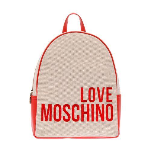 Love Moschino Rucksack, B29 x H34 x T14 cm rot