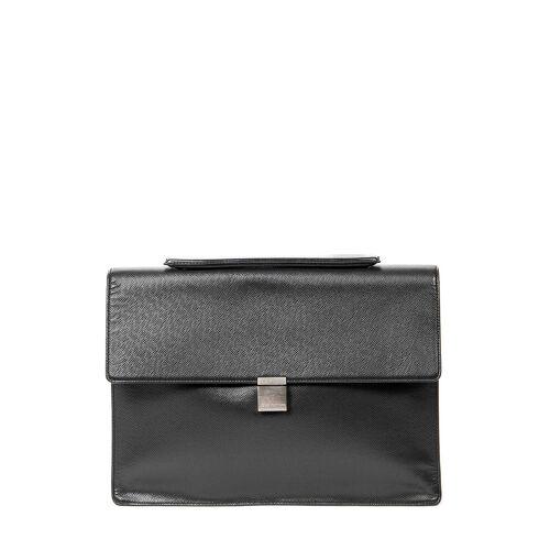 Louis Vuitton Vintage-Aktentasche Angara, 38x27x8cm schwarz